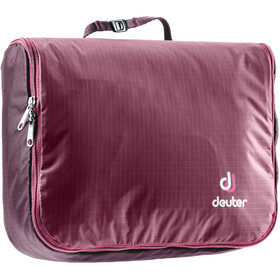 Deuter Wash Center Lite II Pochette 3l, maron-aubergine
